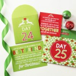 Christmas Countdown Printable Packs