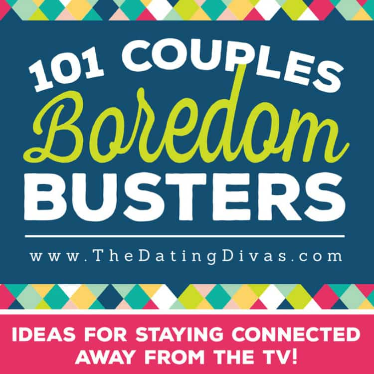 Boredom Busters, Couple Games And Activities