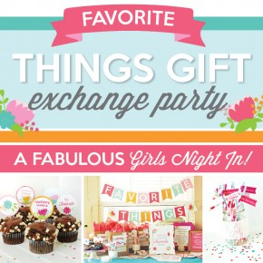 Favorite-Things-Gift-Exchange-Party
