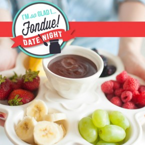 Fondue Date Night Ideas