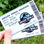 Jurassic World Movie Date