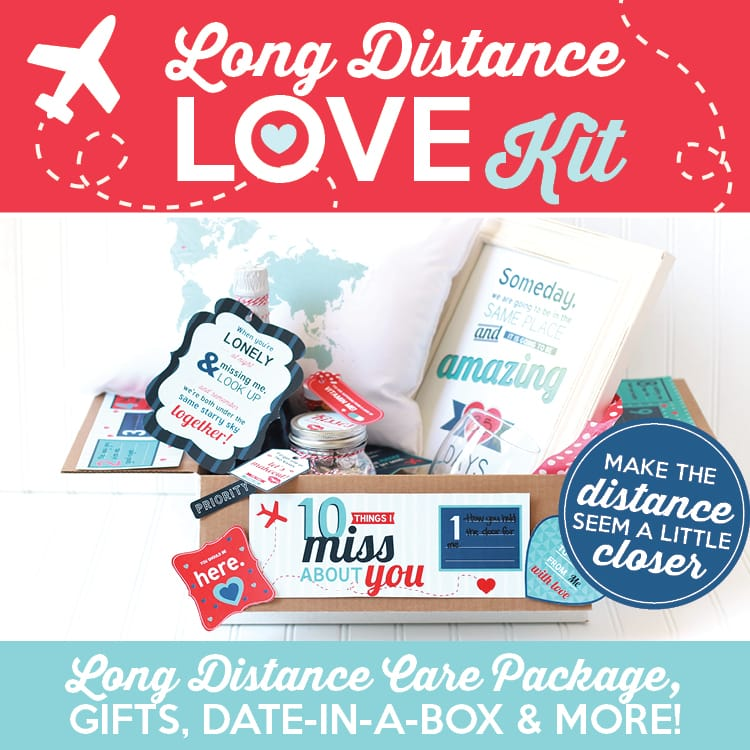 Long Distance Love Kit
