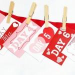 The Perfect DIY Valentine's Countdown
