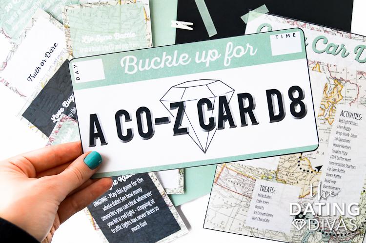 Cozy Car Date Invite