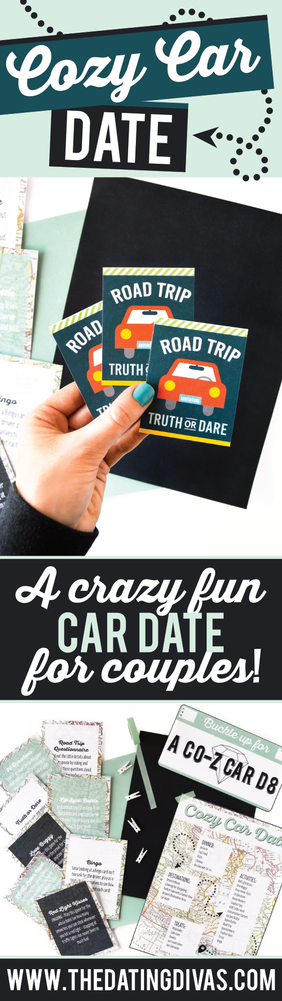 Cozy Car Date for Couples