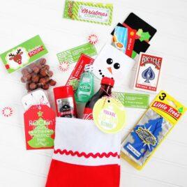 Stocking Stuffer Kit