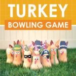 Play Our Turkey Bowling Game!