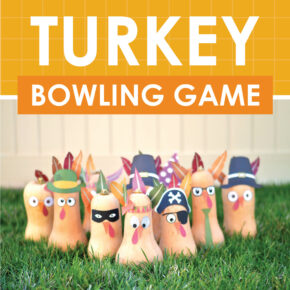 Try Bowling on thanksgiving with the whole family!