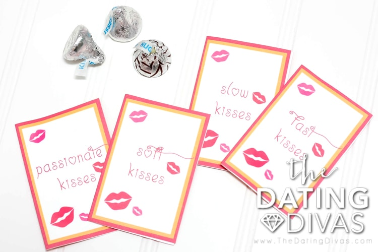 Pucker-Up Cards