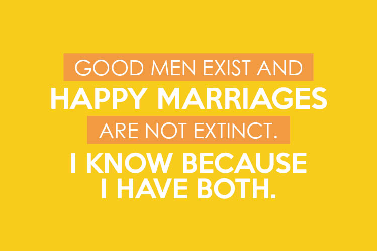 """Share an """"I love my husband meme"""" and avoid talking bad about him. 