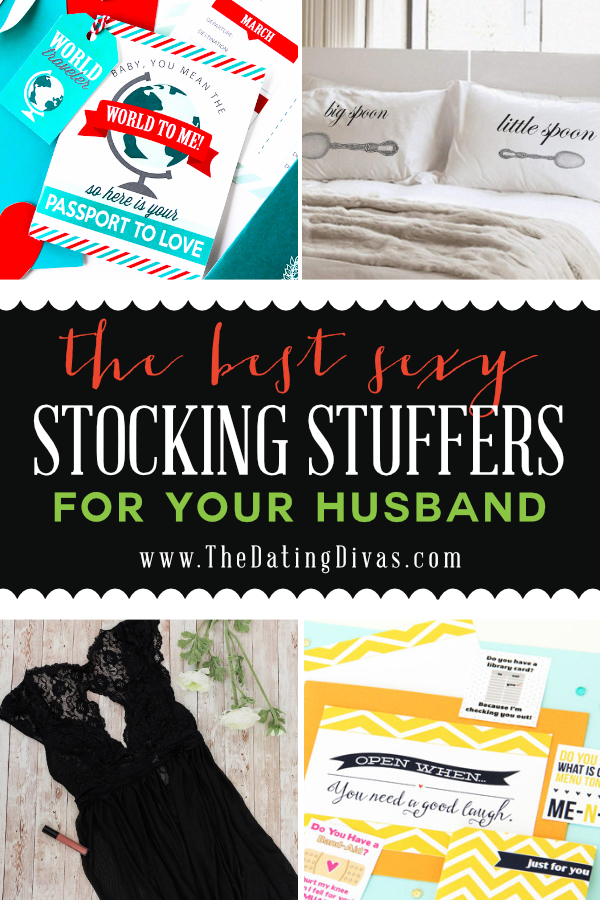 Sexy Stocking Stuffers for Him