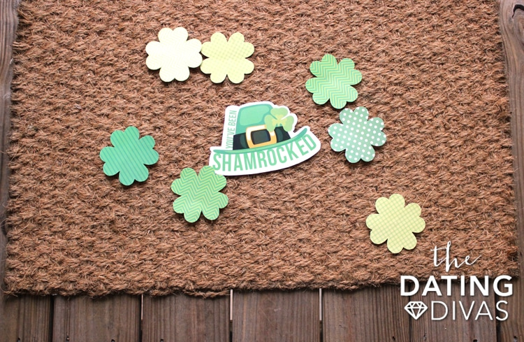 Surprise Leprechaun Idea Shamrocked!