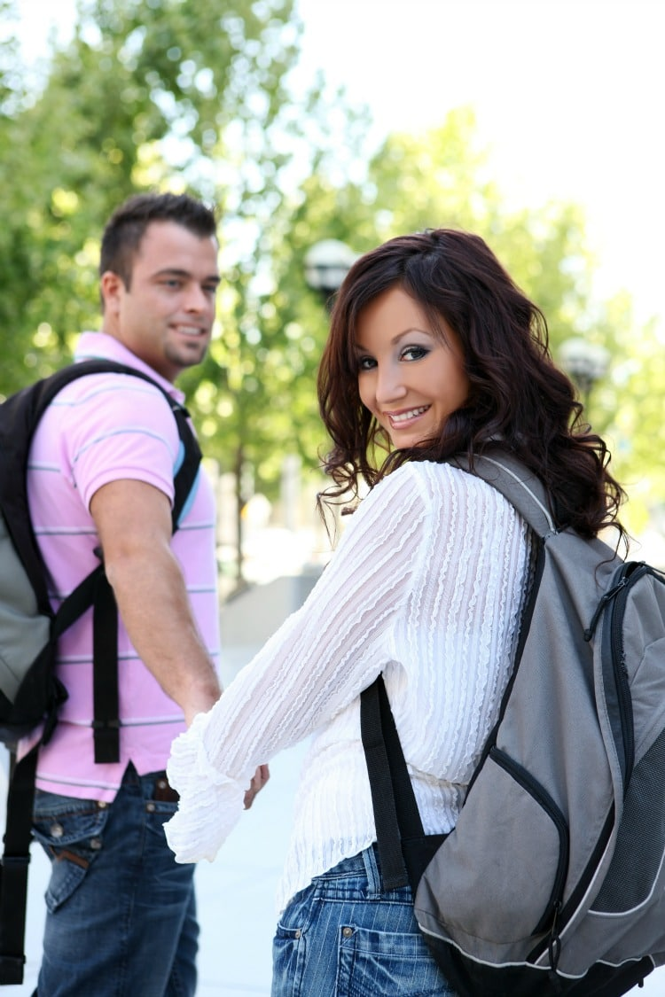 GREAT tips for couples in college!