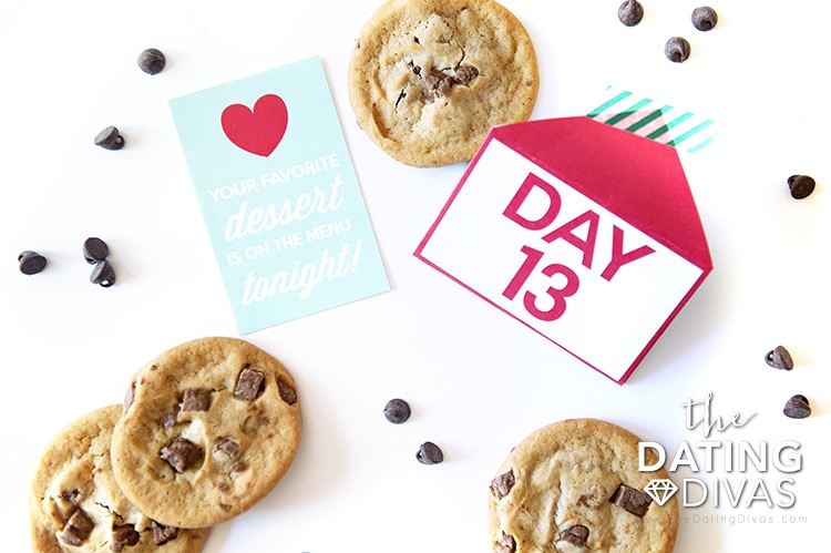 dating divas 14 days of valentines 14 days of fun and flirty love if you're new to happy home fairy stay tuned for more great free printables and ideas for valentine's day in the.