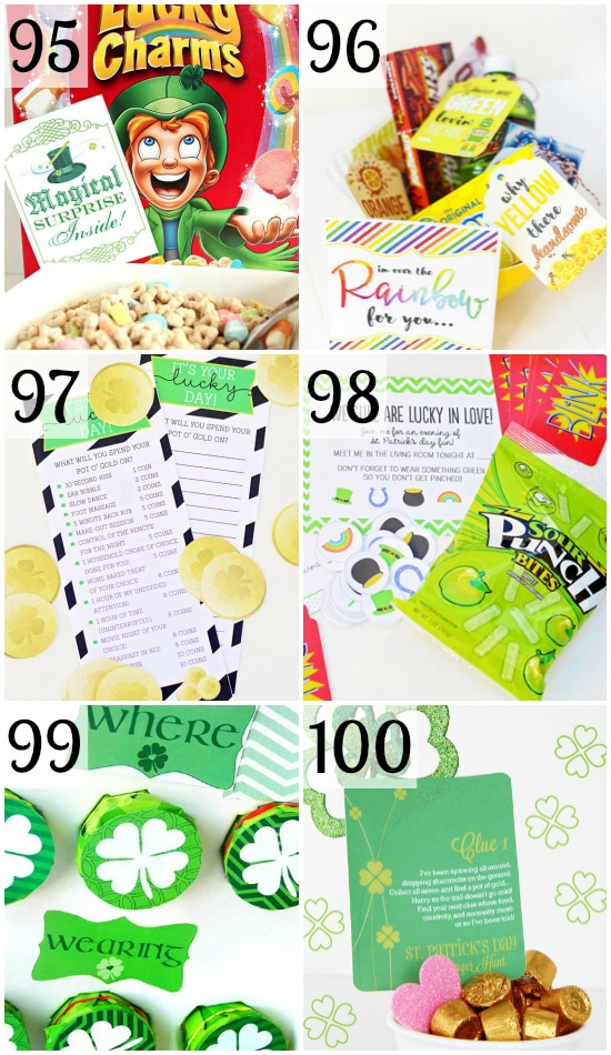 st patricks day party ideas for spouse