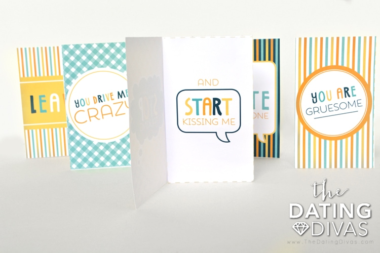Love cards that are perfect for April Fools'!