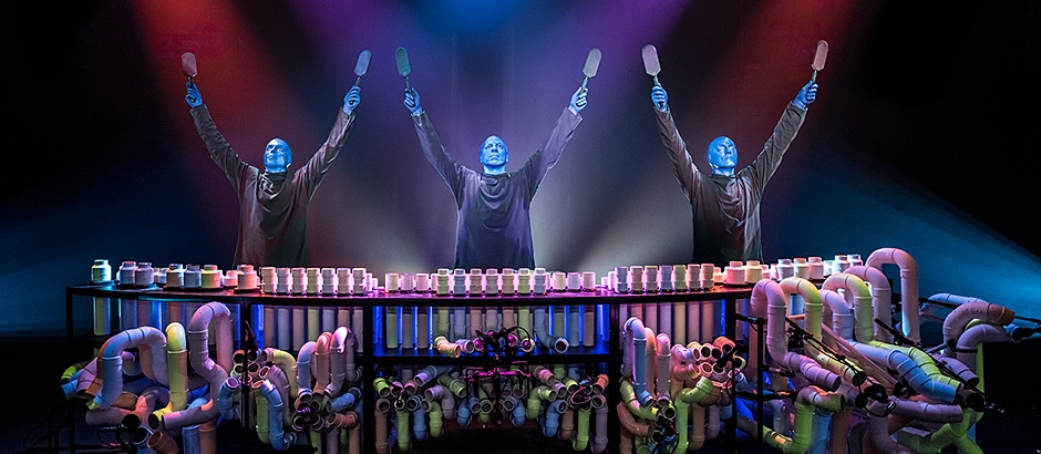 Blue Man Group Tour
