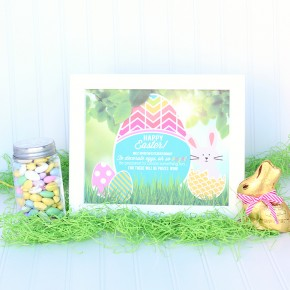 Easter Egg Decorating Family Night