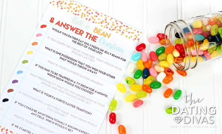 Jelly Bean Conversation Starters
