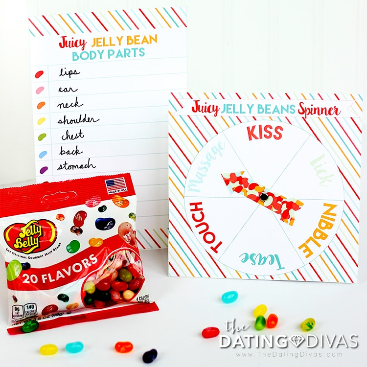 Jelly Bean Date Night Game