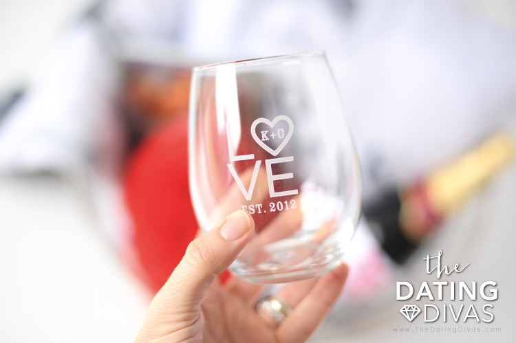 Personalized Etched Glass