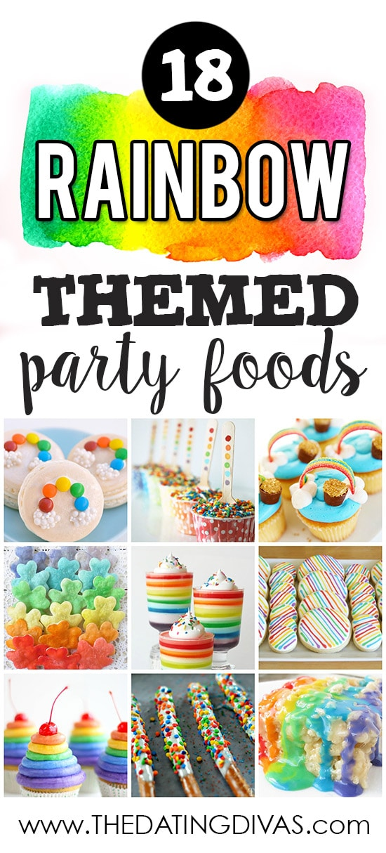 st patricks day party food ideas banner