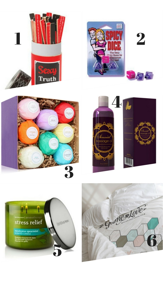 Sexy Gifts #SexyGiftGuide