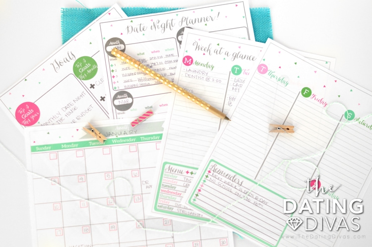 Free Printable Spouse Meeting Kit