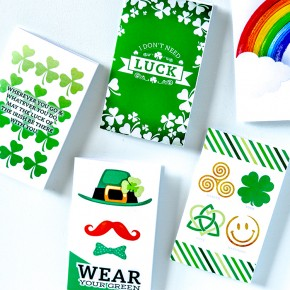 5 St patricks day cards for spouse