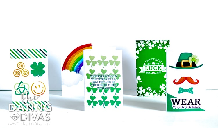5 St. Patricks Day Love Cards