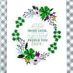 St. Patrick's Day Prints