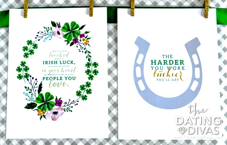 St. Patrick's Day Wall Prints