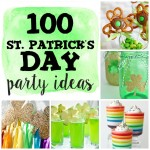 100 St. Patrick's Day Party Ideas