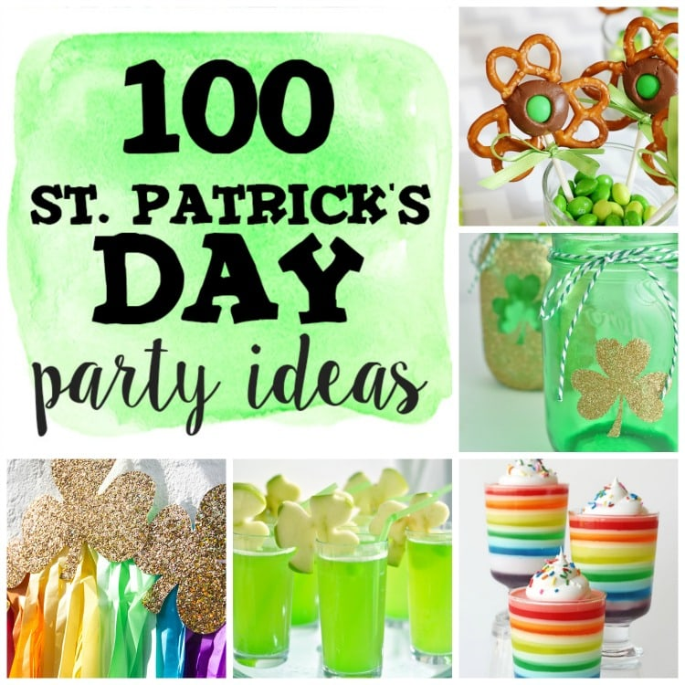 100 St Patricks Day Party Ideas The Dating Divas