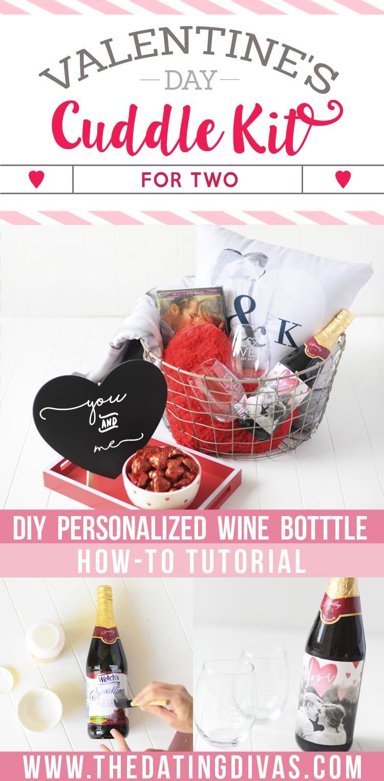 Valentine's Day Cuddle Kit