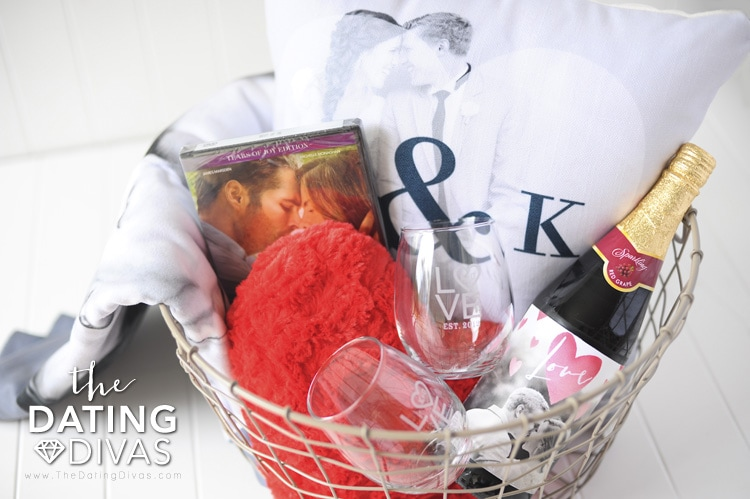 Valentine's Day Cuddle Kit Ideas