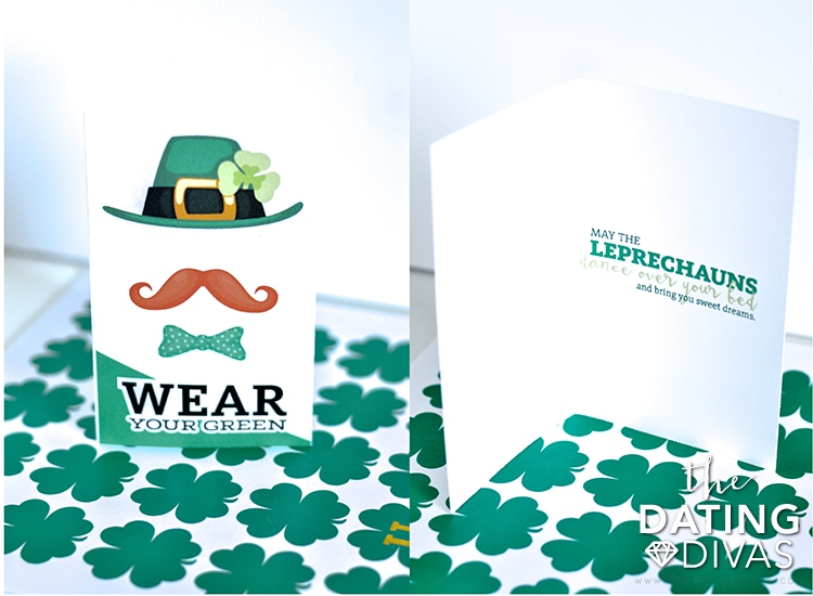 Wear Your Green - St. Patrick's Day Card