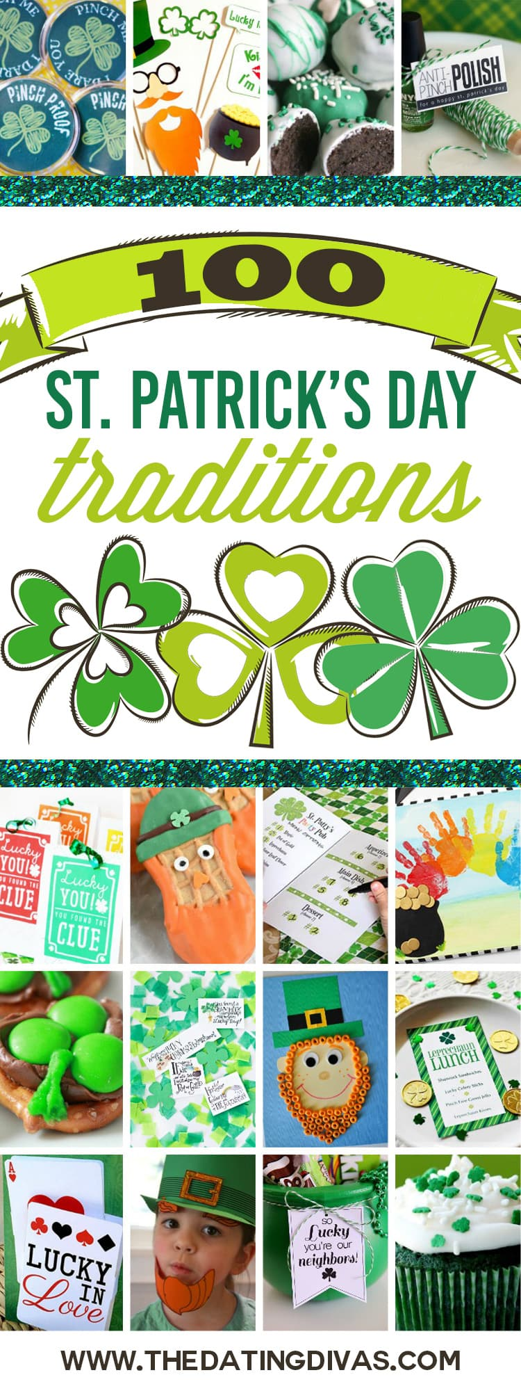 100 Top St. Patrick's Day Ideas