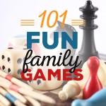 101 Fun Family Games