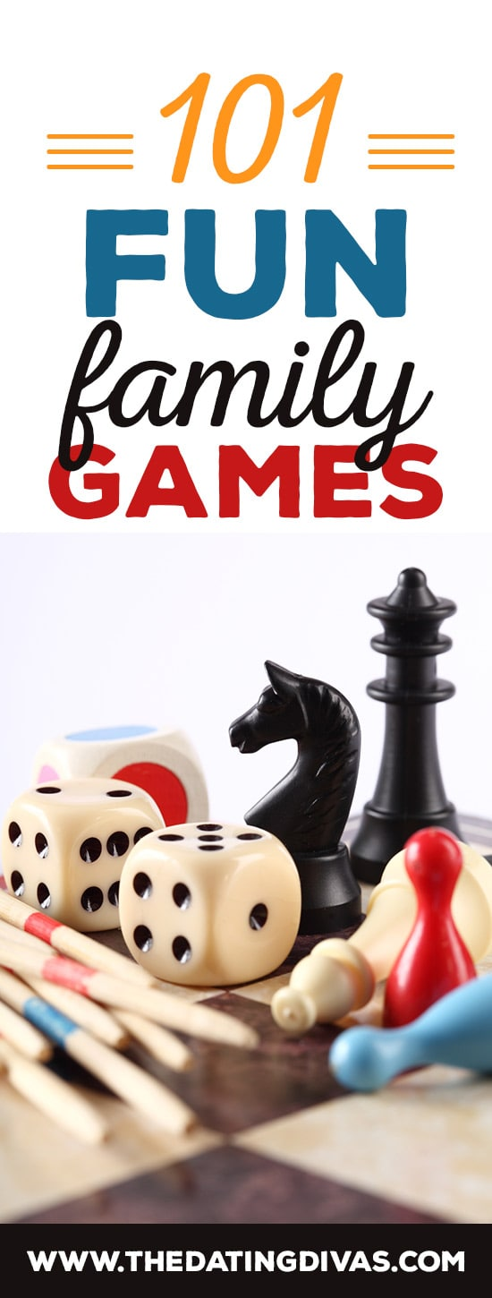 Fun Family Games to Play