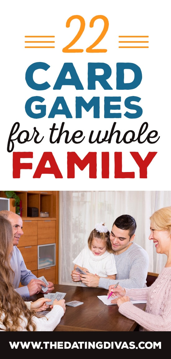 Card Games for Family