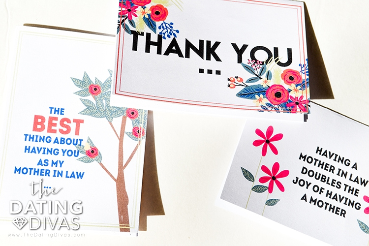 5 Adorable Mother in Law Cards Expressing Your Love