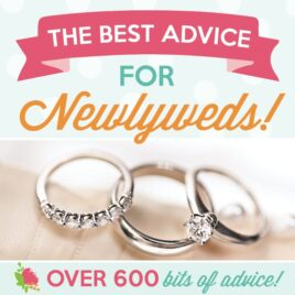 BEST Advice for Newlyweds