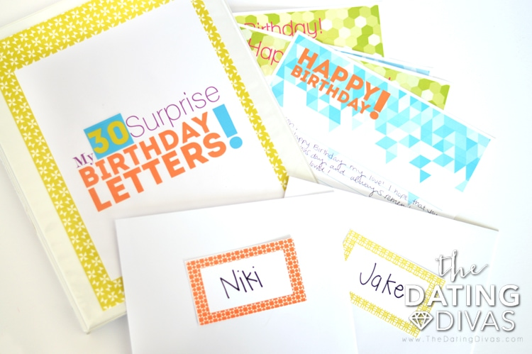 Birthday Printable Kit
