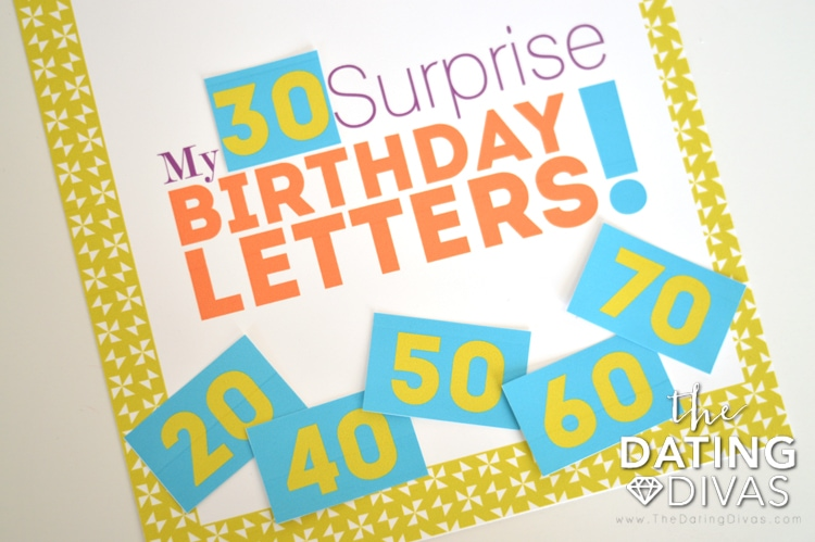 Free Birthday Gift Including Printables