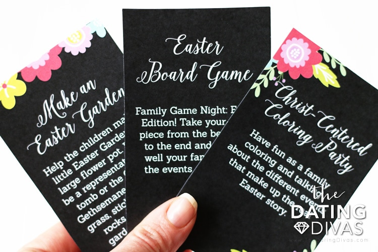 Christ-Centered Easter Traditions Countdown