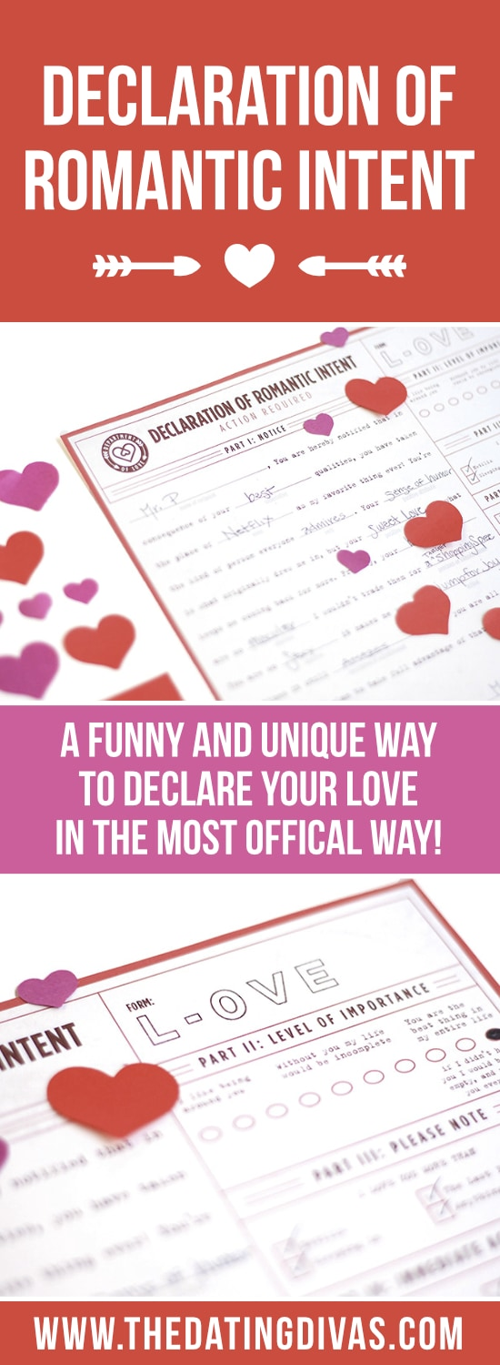 The most unique Valentine's Day card!