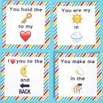 Clever Emoji Love Notes