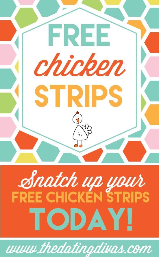 Free Chicken Strips!