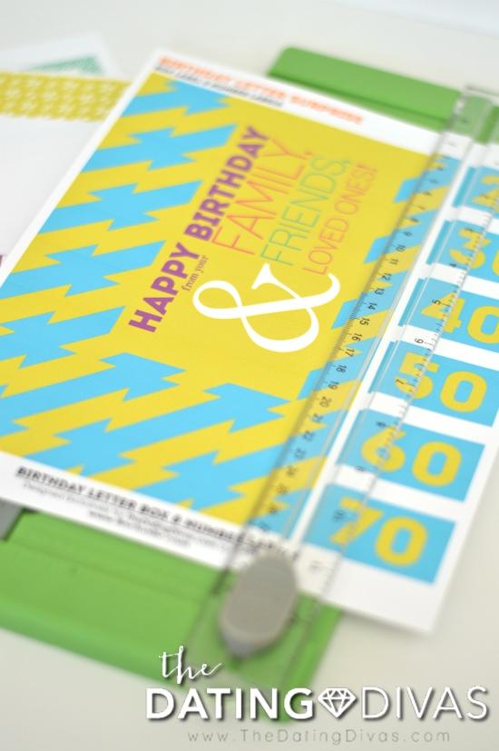 Free Printables - Birthday Kit